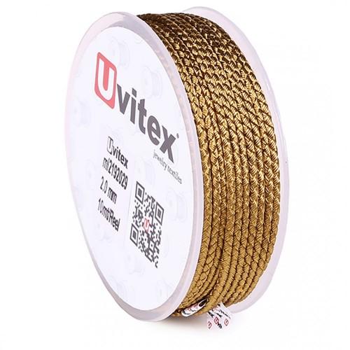 ∅2.0 - М2016 - Шелковый плетеный шнур | Цвет 29