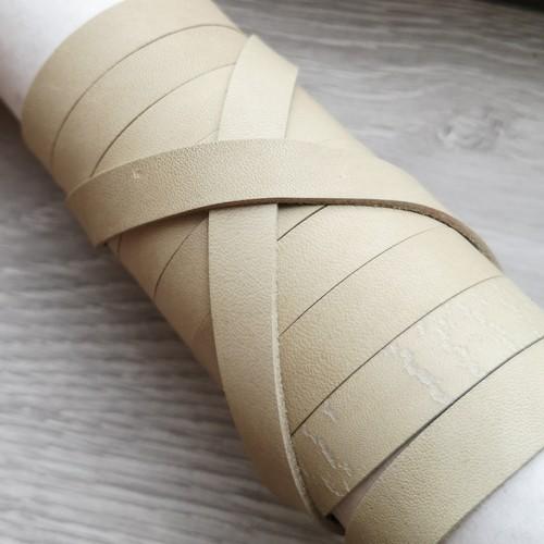12.0 мм - Кожаная лента для оплетки | ПОД ПОКРАСКУ