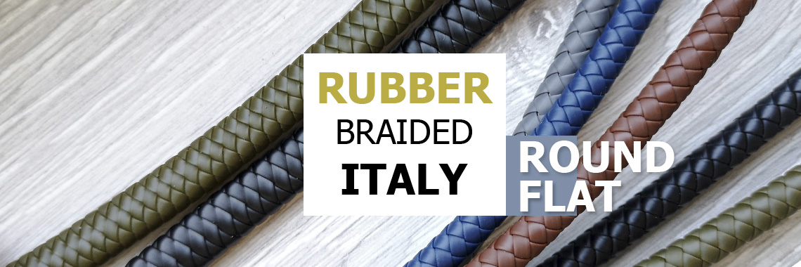 Rubber Braided