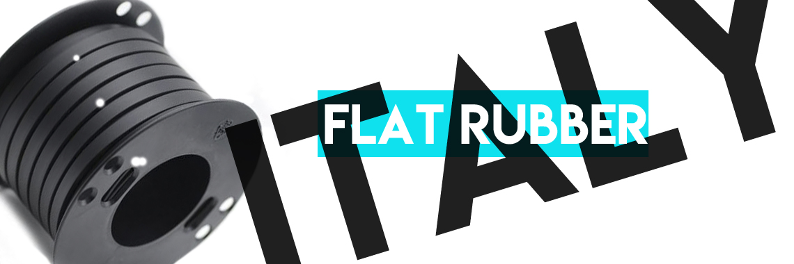 FLAT RUBBER