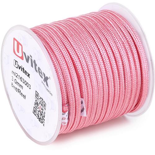 ∅3.0 - М216 - Шелковый плетеный шнур | Цвет 03