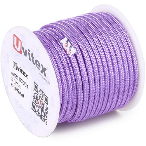 ∅3.0 - М216 - Шелковый плетеный шнур | Цвет 04