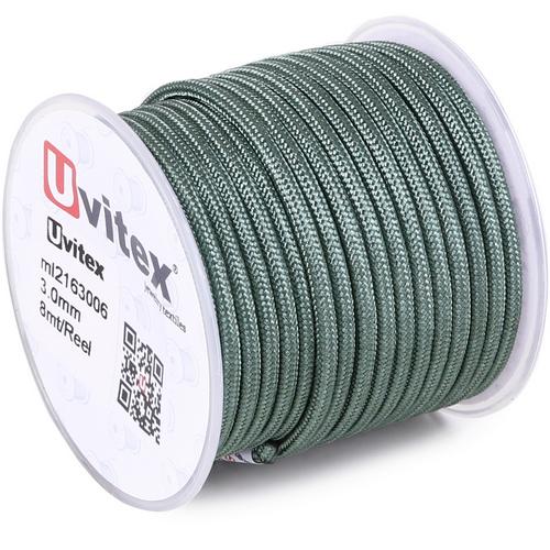 ∅3.0 - М216 - Шелковый плетеный шнур | Цвет 06