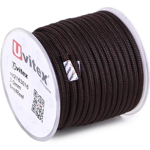 ∅3.0 - М216 - Шелковый плетеный шнур | Цвет 16
