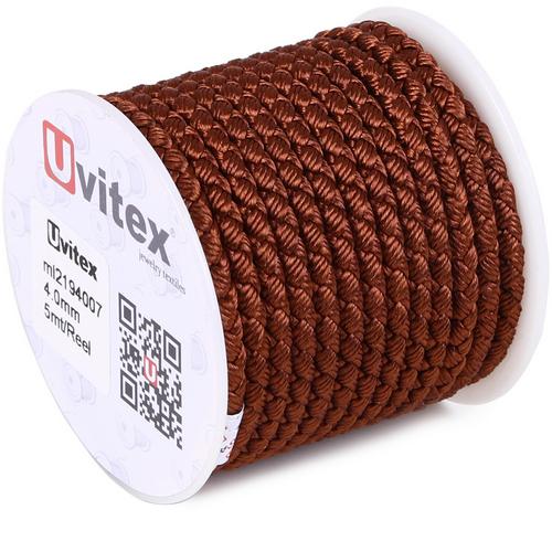 ∅4.0 - М2016 - Шелковый плетеный шнур | Цвет 07