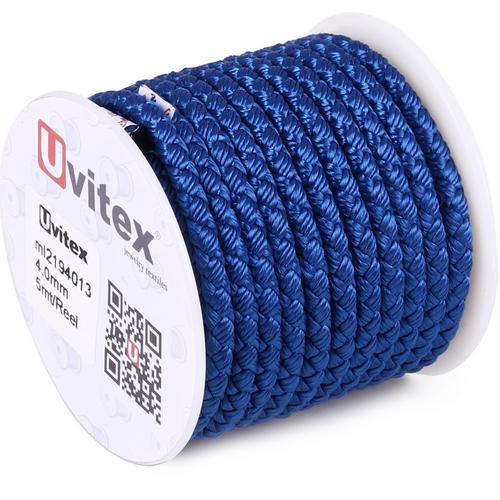 ∅4.0 - М2016 - Шелковый плетеный шнур | Цвет 13