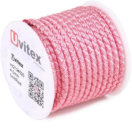 ∅4.0 - М2016 - Шелковый плетеный шнур | Цвет 20