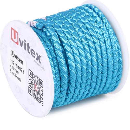 ∅4.0 - М2016 - Шелковый плетеный шнур | Цвет 23