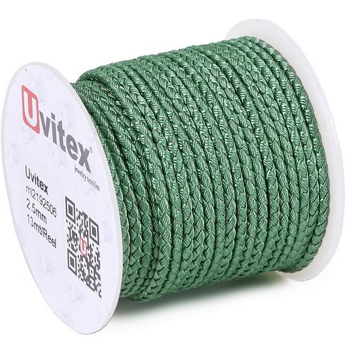 ∅3.0 - М2016 - Шелковый плетеный шнур | Цвет 06