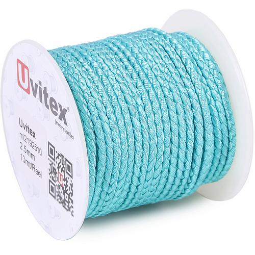∅2.0 - М2016 - Шелковый плетеный шнур | Цвет 10