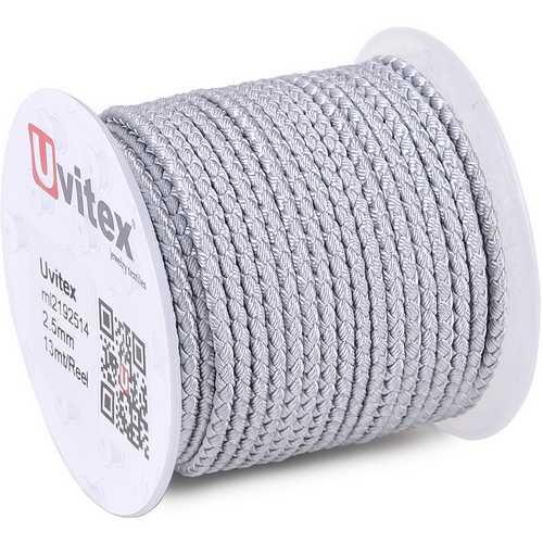 ∅2.0 - М2016 - Шелковый плетеный шнур | Цвет 14
