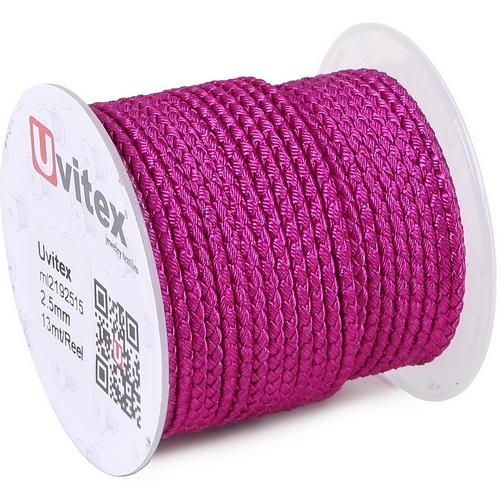 ∅3.0 - М2016 - Шелковый плетеный шнур | Цвет 15