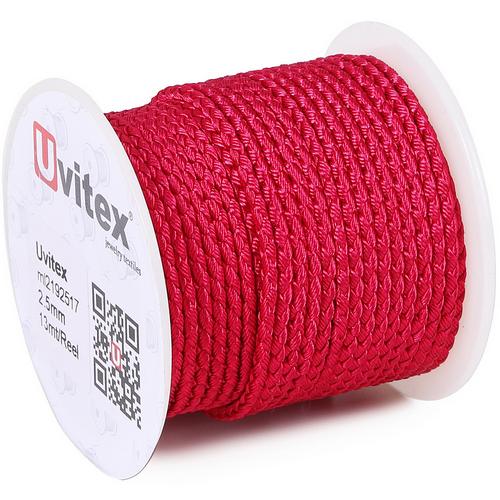 ∅3.0 - М2016 - Шелковый плетеный шнур | Цвет 17