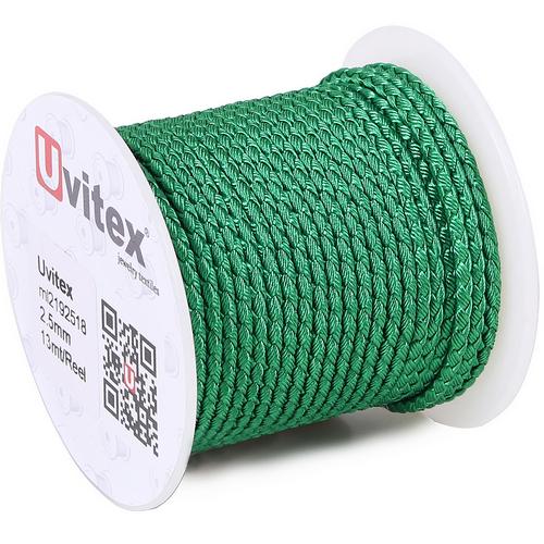 ∅3.0 - М2016 - Шелковый плетеный шнур | Цвет 18