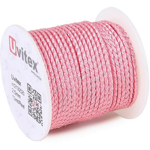 ∅3.0 - М2016 - Шелковый плетеный шнур | Цвет 20
