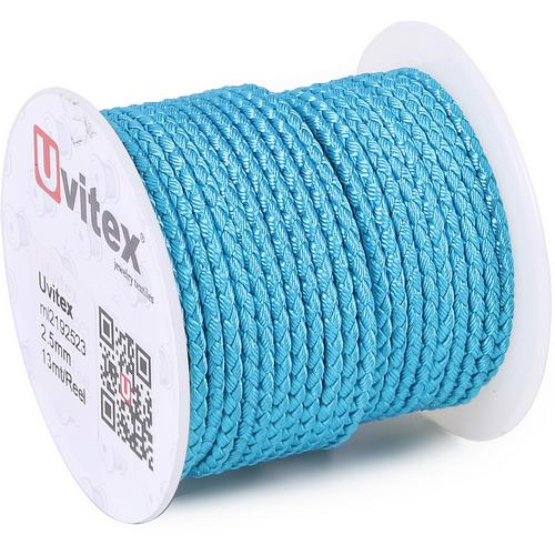 ∅3.0 - М2016 - Шелковый плетеный шнур | Цвет 23