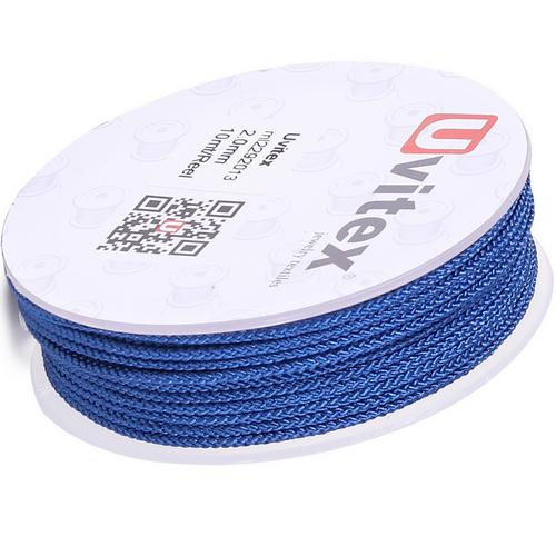 ∅2.0 - М229 - Шелковый плетеный шнур | Цвет 13