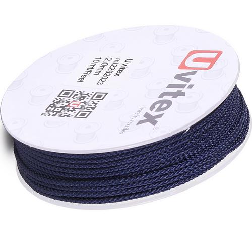 ∅2.0 - М229 - Шелковый плетеный шнур | Цвет 23