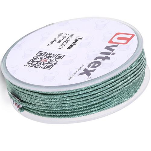 ∅2.0 - М232- Шелковый плетеный шнур | Цвет 11