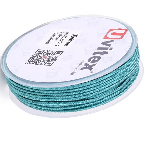 ∅2.0 - М232- Шелковый плетеный шнур | Цвет 12