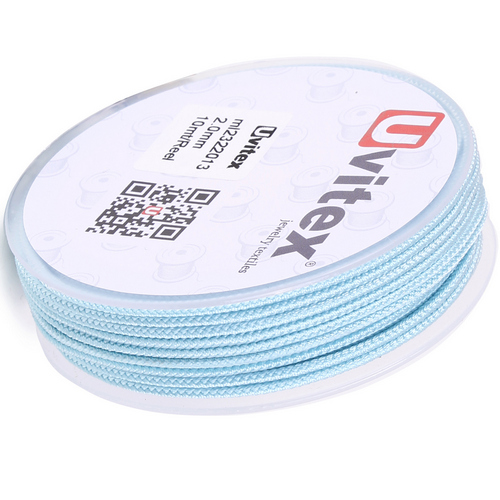 ∅2.0 - М232- Шелковый плетеный шнур | Цвет 13
