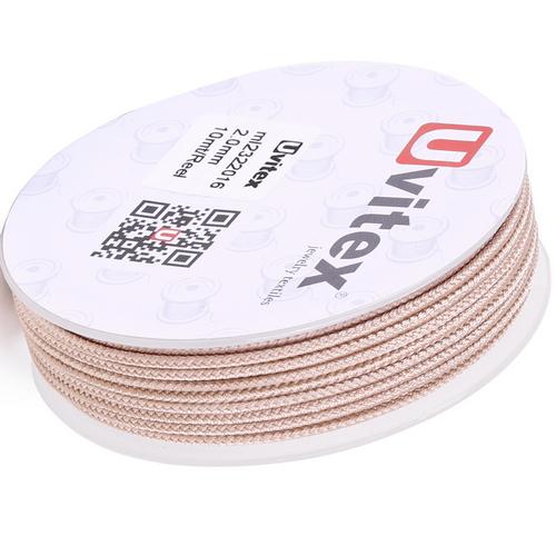 ∅2.0 - М232- Шелковый плетеный шнур | Цвет 16