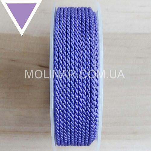Шелковый шнур GRIFF - ∅2.0 | Фиолетовый